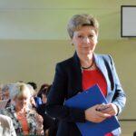 Danuta Pluta - dyrektor MSP 7 Knurów